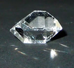 A grade Herkimer Diamond crystal.