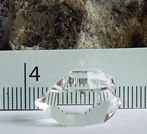 Herkimer Diamond Twin or Double Crystal
