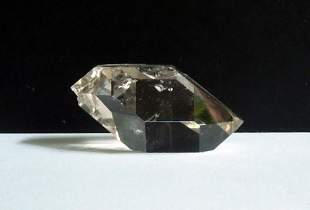 Quality A grade Herkimer crystals.