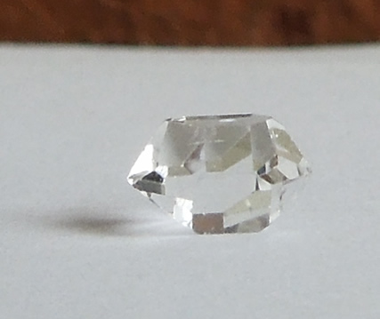 Herkimer Diamond Floater Crystal