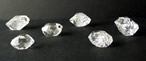 Quality wholesale lot of Herkimer Diamond crystsals.