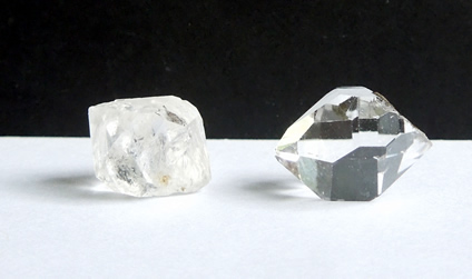 Picture of Herkimer Diamonds.