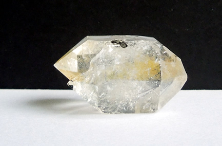 Light golden healer crystal.