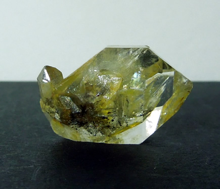 Good image of bridge crystal