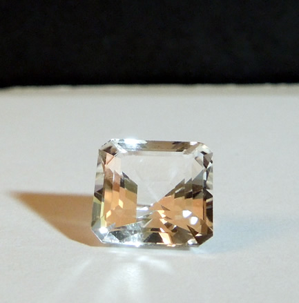 Front image of Herkimer Diamond