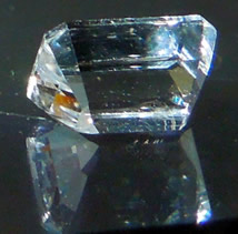 Emerald Cut Crystal