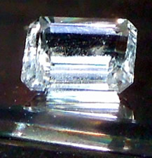 Herkimer weighs 1.62 ct.