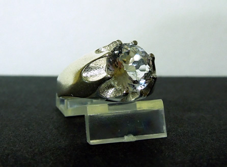 Image shows clear sparkly diamond.