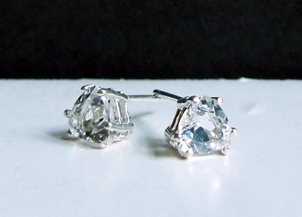 Trillian Cut Diamond Ear Studs