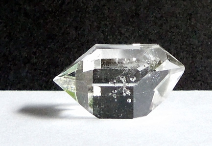 Seed crystal is seen here