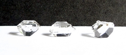 Wholesale group of Herkimer Diamonds