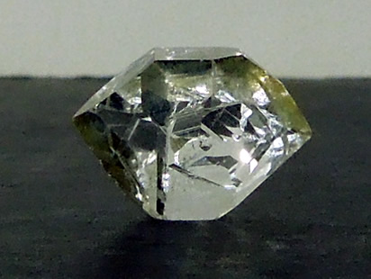 Image of an A grade Herkimer Diamond.
