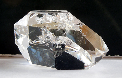 Weighs a whopping 64.14 ct.