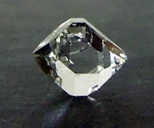Herkimer with excellent clarity.