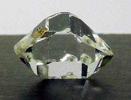 double terminated crystal