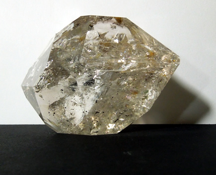 Almost 1/2 lb. is huge for a dt Herkimer Diamond.