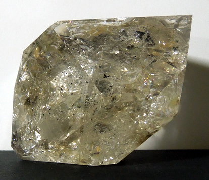 Herkimer Diamond - huge size and great shape.