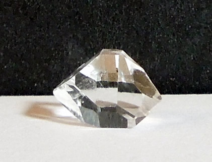 Quality Herkimer with a gumball or round shape for sale.