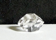 Water clear AA grade Herkimer Diamond Crystal.