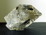 Unusually large clear Herkimer Crystal Point