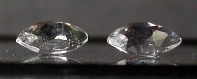 Marquise Cut Crystals