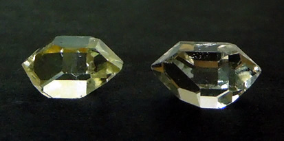 Sizes of these quartz crystals is 12 mm.