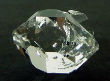 A grade Herkimer Diamond photo.