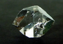 A grade Herkimer Diamond picture.