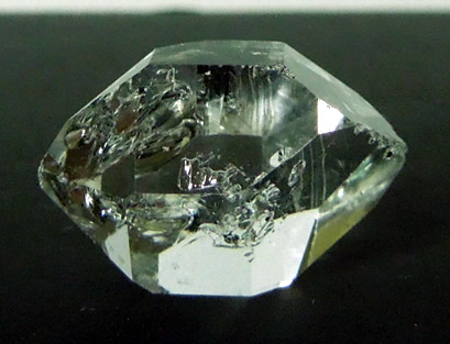 Herkimer measures 19.5x15 mm and 16 ct.