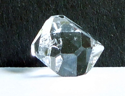 Distinctly shaped Herkimer Diamond.