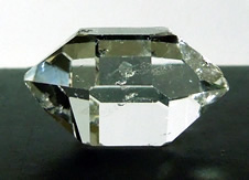 Reverse side of crystal.