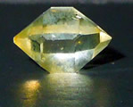 Golden Healer Herkimer Crystal Gemstone