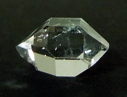AA grade naturally clear quartz crystal.