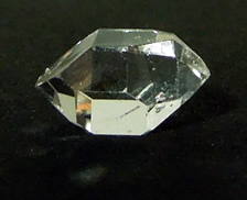Crystal measures 12.75x9.5 mm.