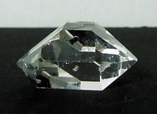 Side view with seed crystal.