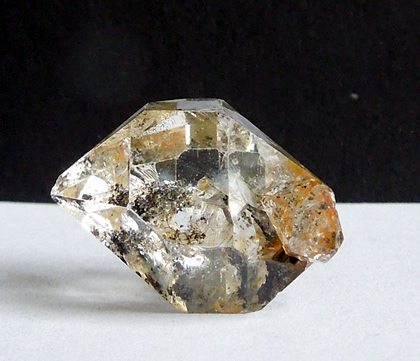 An interesting Herkimer Diamond