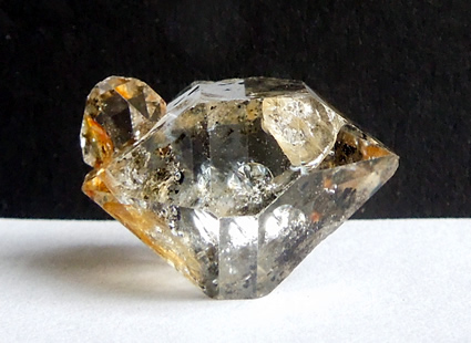 The baby bridge crystal.
