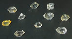Lot of Herkimer Diamond Crystals